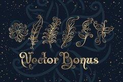 Magic Garden Font & Graphics Product Image 5