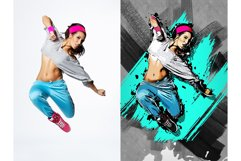 Splash Artwork Photoshop Action Product Image 11