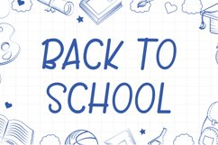 Hello Kids - Cute Display Font Product Image 4