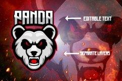 Panda gaming logo Product Image 2