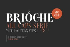 Brioche Family Product Image 1