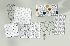 Baby cute font Product Image 2