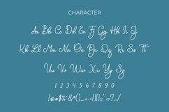 Gemblo Calligraphy Monoline Font Product Image 6