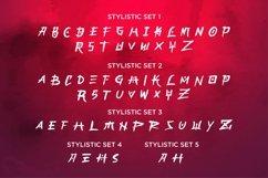 Web Font - ONIGASHIMA - A Japanese Brush Font Product Image 4