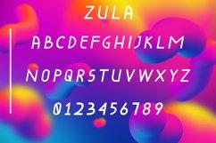 Zula Cotana Duo Font Product Image 2