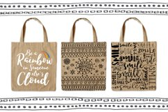 Lucky Dip Hand Lettered Font Bundle Product Image 3