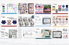 The Crafters Colossal Bundle of 22 SVG Bundles Product Image 2
