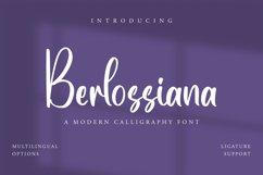 Berlossiana Product Image 1