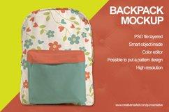 Backpack Mockup Product Image 3