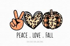 Halloween SVG bundle | fall svg | peace love svg bundle Product Image 3