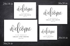Wedding Welcome Template Product Image 2