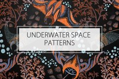 UNDERWATER / SPACE PATTERNS Product Image 1