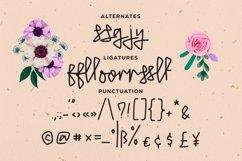 Web Font Lindolf - Quirky Monoline Font Product Image 5