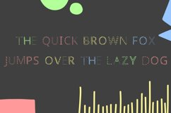 Playgame - childish handwritten font in ttf, otf Product Image 3