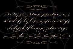 Bellisa script Product Image 4