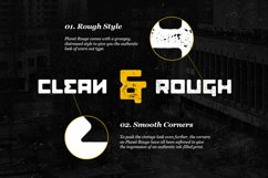 Planet Rouge Display Font Product Image 2