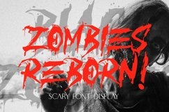 REBORN ZOMBIES Product Image 1