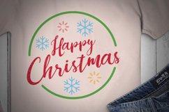 Merry Christmas Logo, Xmas, happy christmas, SVG Design Product Image 2