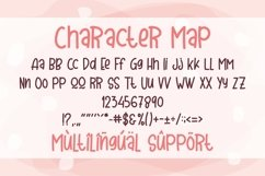 Cool Cat - Quirky Handwritten Font Product Image 3