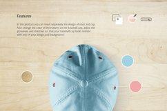 Baseball Cap Mockups Set Product Image 3