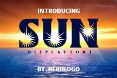 SUN Product Image 1