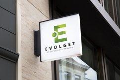 Evolget E Letter Logo Product Image 4
