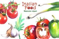 Food Watercolor Clip Art Product Image 4