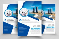 Luxury Real Estate Flyer Template & Ad Product Image 1
