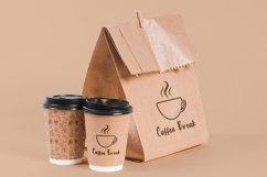 Web Font Caramel latte - Bold Handwritten Font Product Image 5