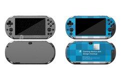 Sony PS Vita Slim 2000 Skin Decal Design Template 2014 Product Image 1