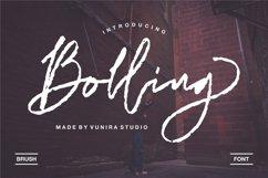 Bolling   Brush Font Product Image 1