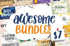 Awesome Bundles Vol 01 Product Image 1