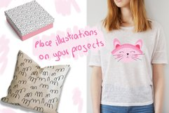Cute Cats and Patterns Product Image 4