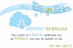 Cute POTTY training clipart, Education clip art, Poop Product Image 3