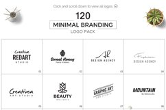 120 Minimal Branding Logo Pack Product Image 6