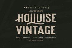 Holluise Vintage Extra Badges Logo Product Image 1