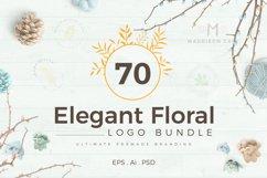 1200 Premade Logos Mega Bundle Product Image 12