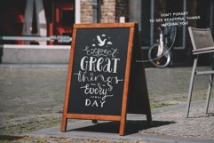 Chalk Lettering Set, Vector Product Image 6