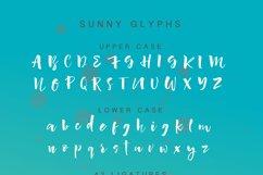 Sunny Script Product Image 6