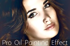 Pro Oil Painting Effect Action Product Image 1