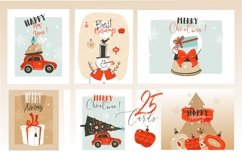 Merry Christmas illustrations Product Image 8
