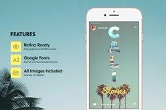 Instagram Stories - California Love Product Image 2