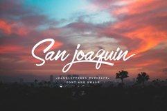 San Joaquin font Product Image 1