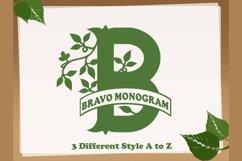 Bravo Monogram Product Image 1