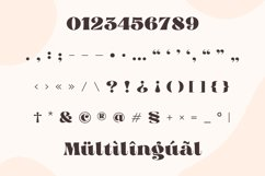 Kyoda Ascher - Classy Bold Serif Product Image 4
