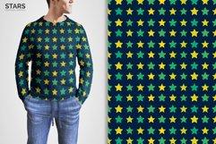 Stars Seamless Patterns Product Image 6