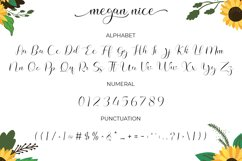 Megan Nice - Modern Script and Monogram Product Image 3
