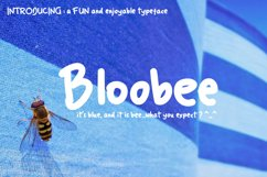 Bloobee Product Image 1