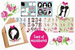 Wedding illustrations bundle - Wedding Sublimation designs Product Image 2