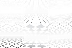 White abstract space. Product Image 1